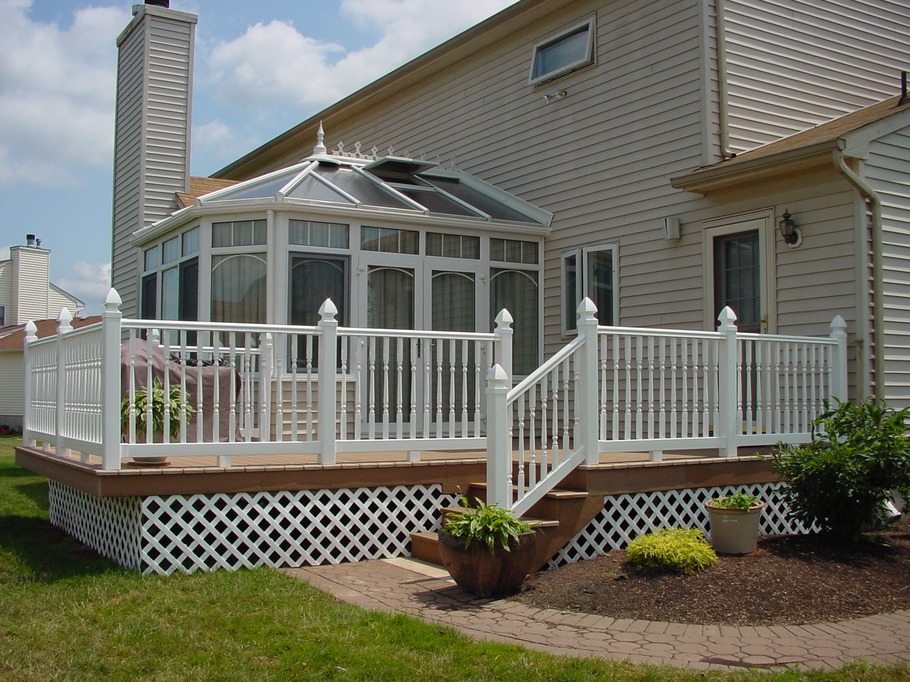 Deck and Room Design Specialists