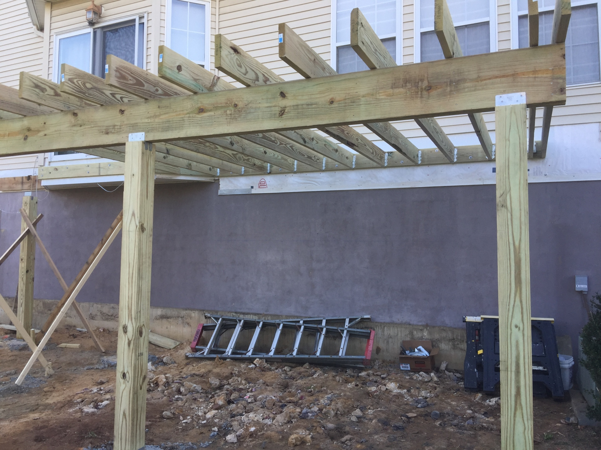 Posts and Framing