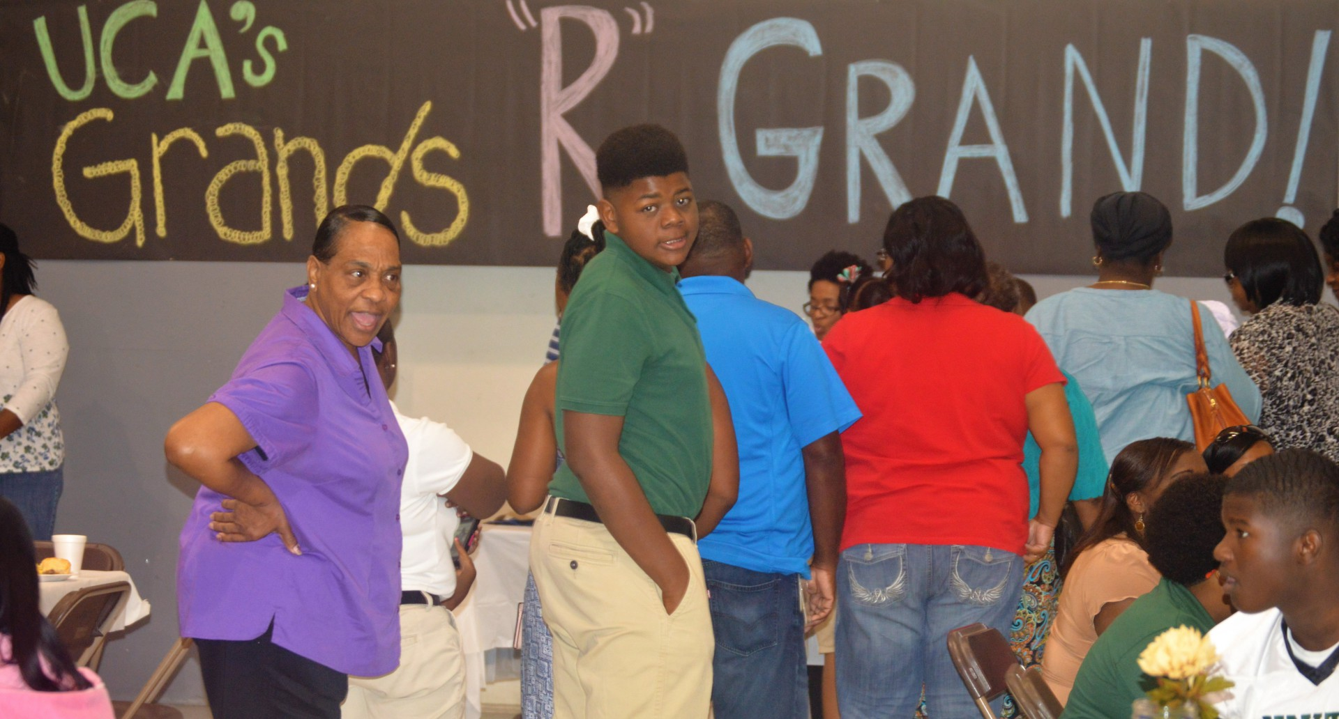 Grandparent's Day | Fall 2016
