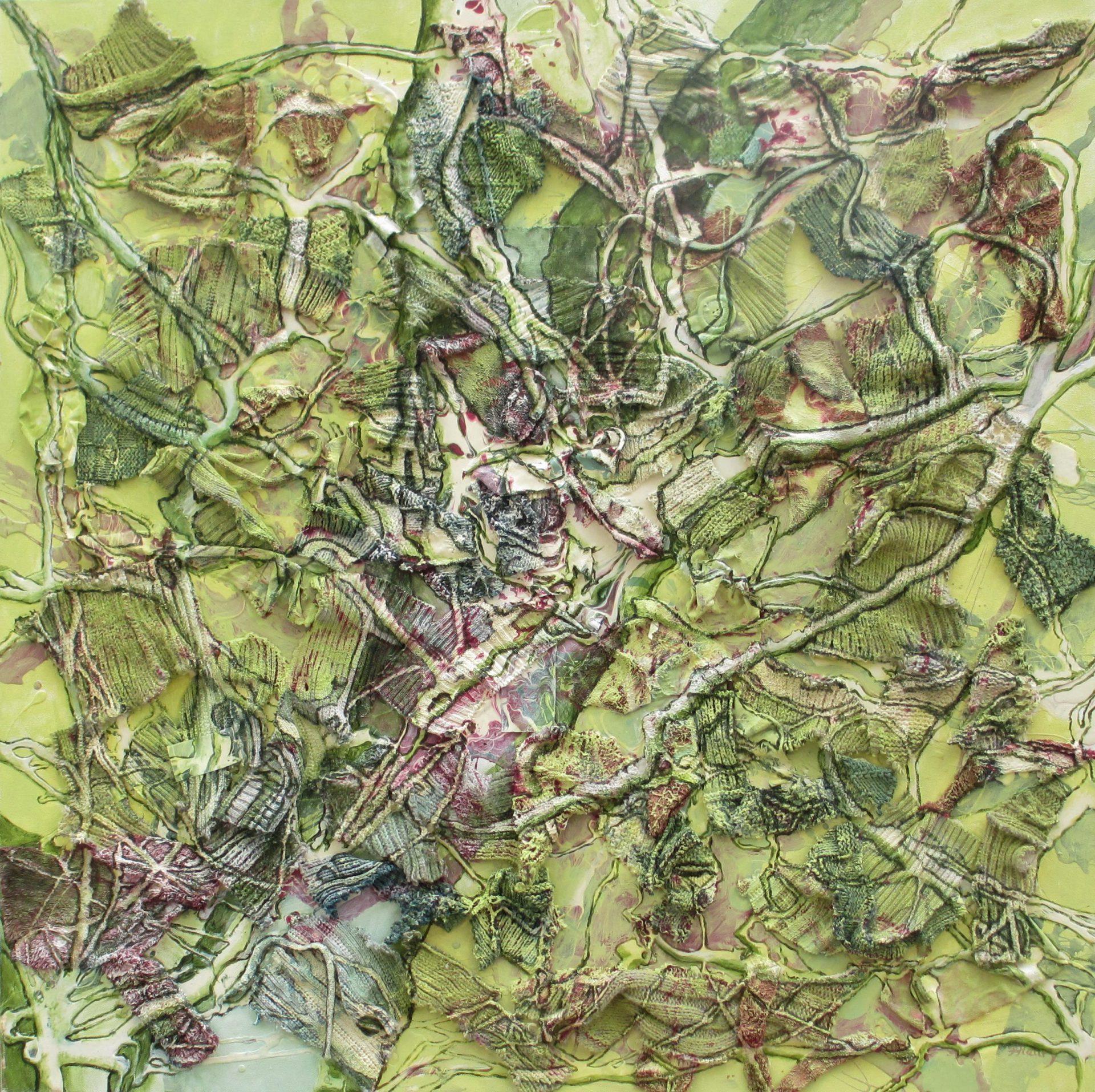 Poison Ivy                                             36x36