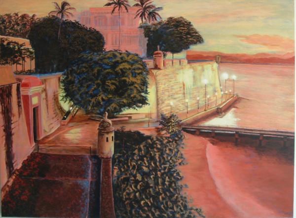Faith Fleury Painting