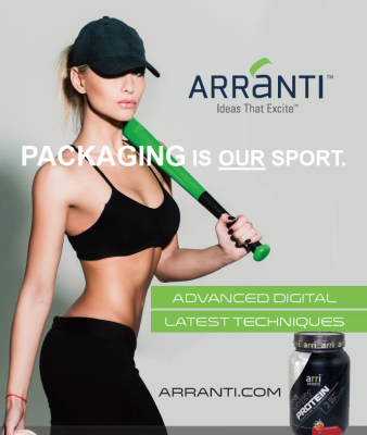 BATTER UP!   Our Sport Is PACKAGING.