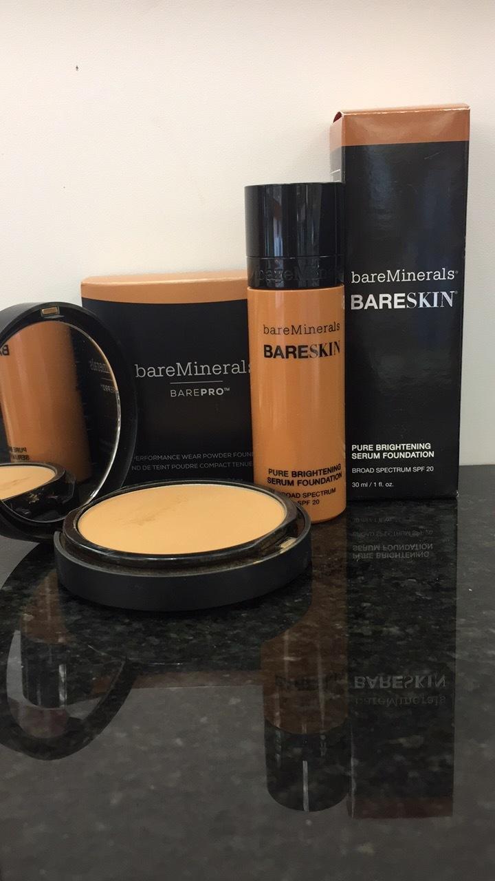 BareSkin Serum Foundation Review