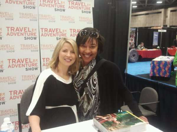 Samantha Brown - Television Host
