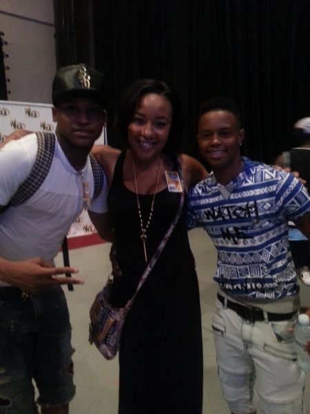 Silento and DJ Grand - Artists