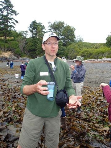 Dr. James Murray - Professor/Zoologist/Neuro