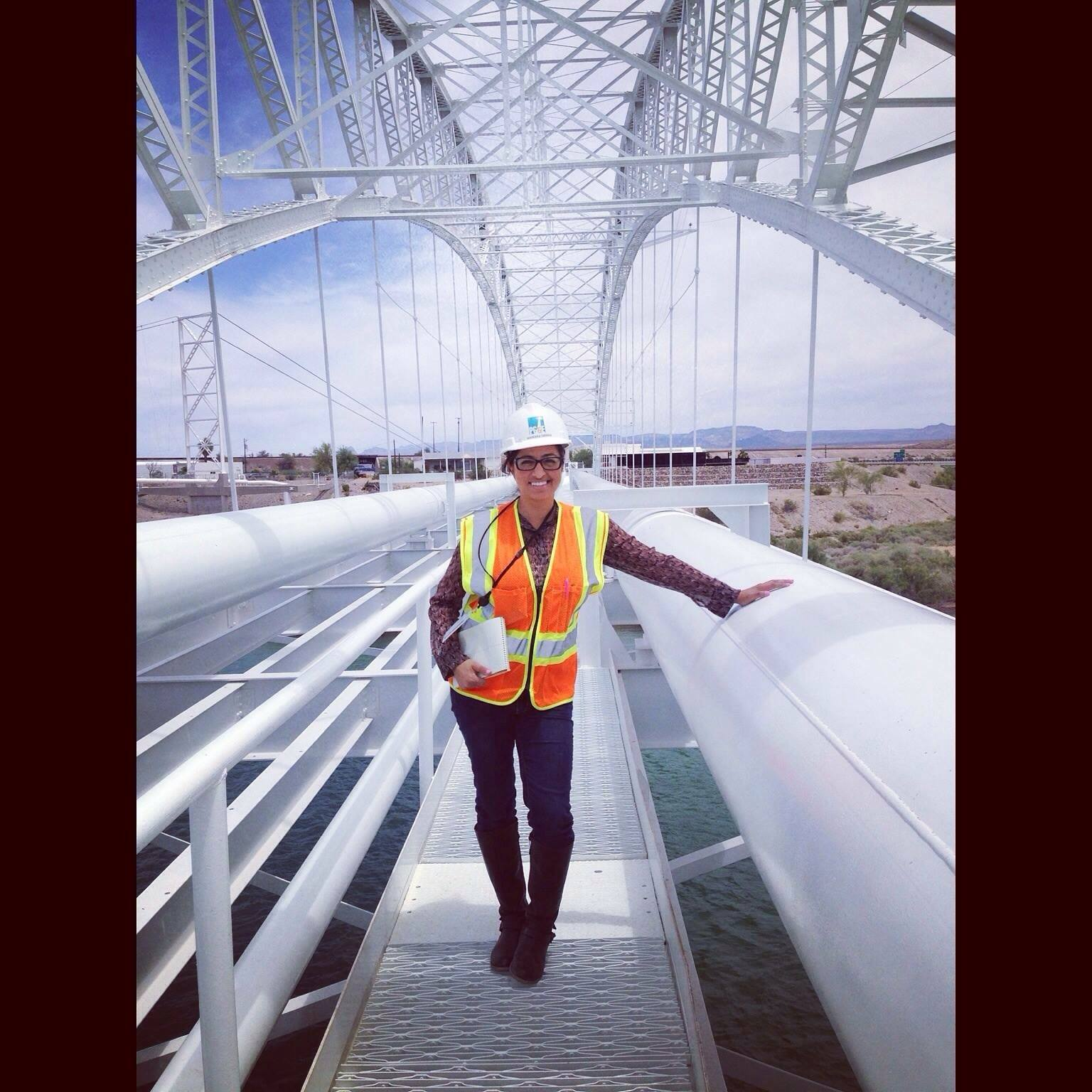 Mariana Sierra - Engineer for PG&E