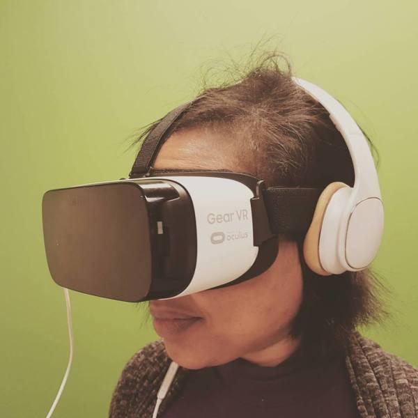 Checking out Virtual Reality