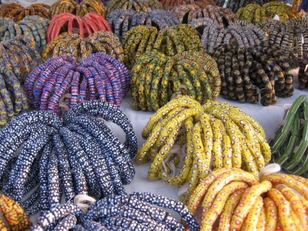 African Beads Market