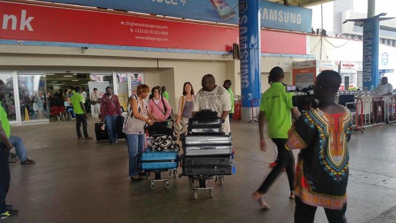Kotoka Intl. Airport Gh