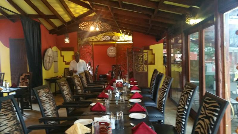 Afrikiko Restaurant Accra