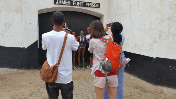 Accra James Fort Day 2