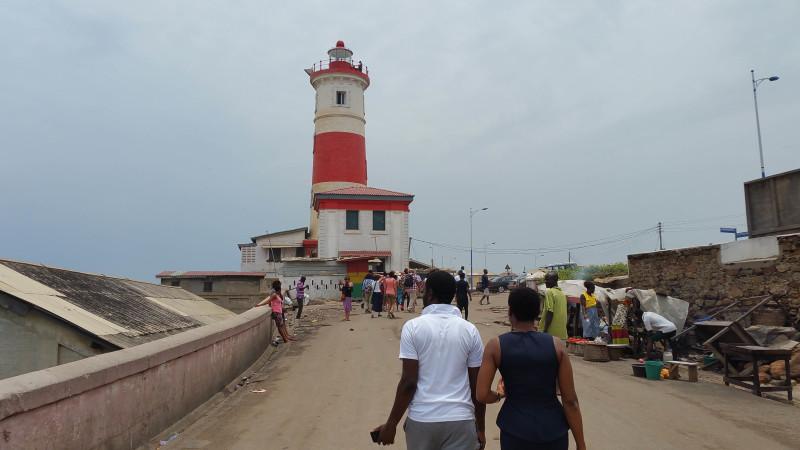 Accra Light House