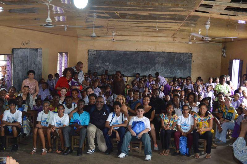 School In Accra