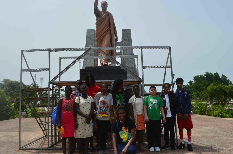 Kwame Nkrumah Memorial Park & Mausoleum