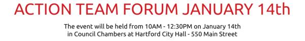 Action Team Forum 1/14