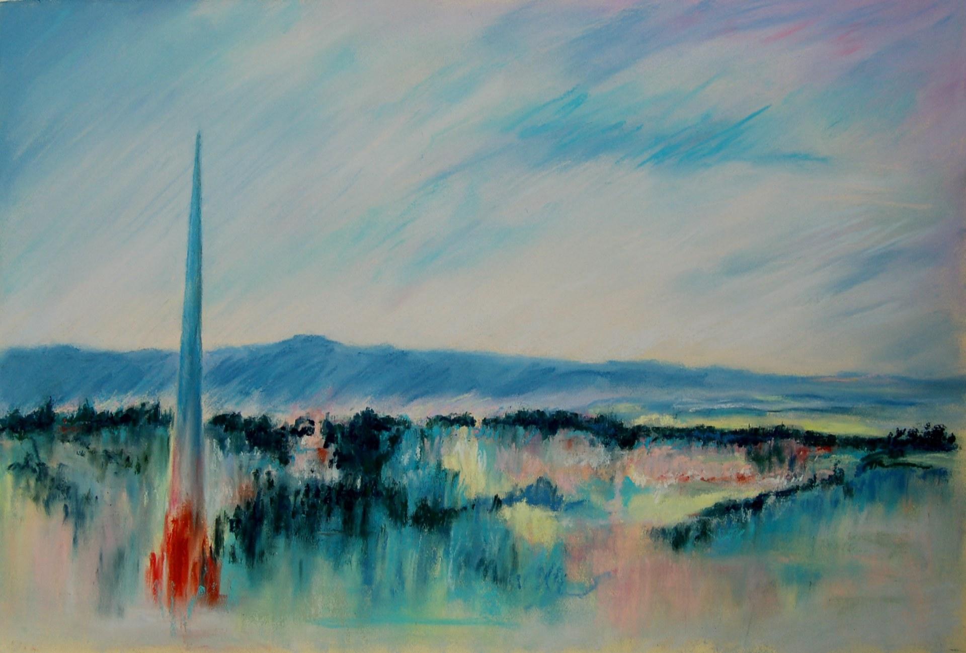 """Lynchburg Skyline"""