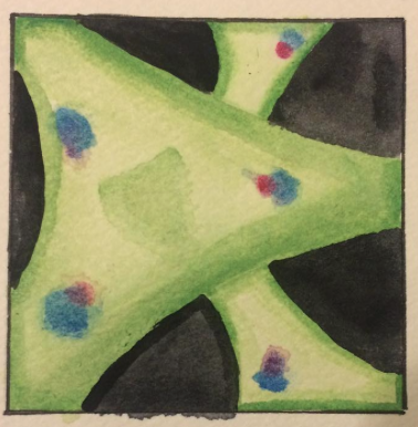 Painting of Cell Staining