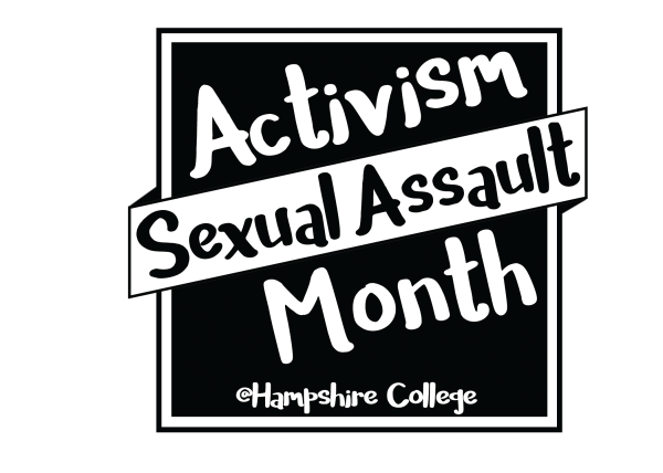 Sexual Assault Activism Month Logo