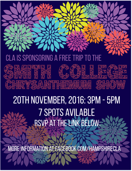 Smith College Chrysanthemum Show