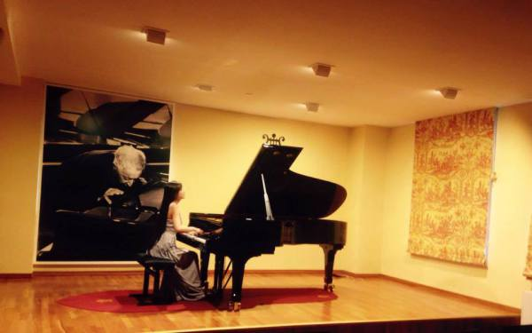 Evening With Piano - Munich, Germany, Steinway House, Sunny Lee, Assel Abilseitova, Progressive Art Agency