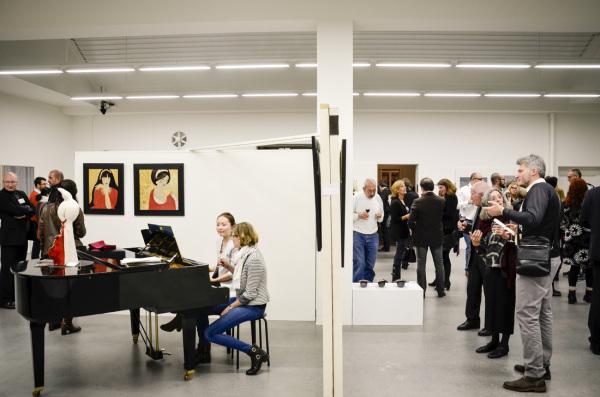 frontofbicycle Art Exhibition, Assel Abilseitova