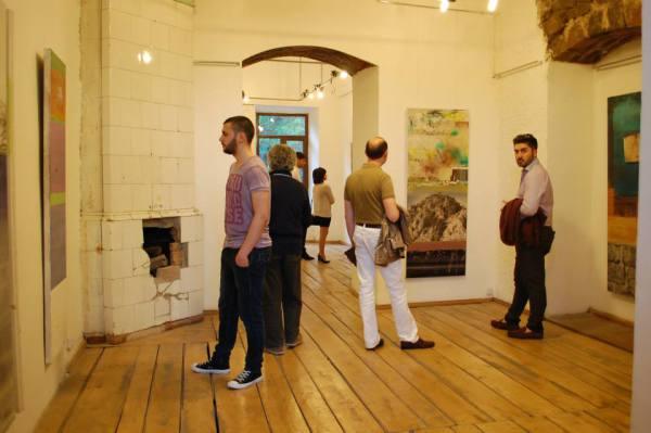 Transforming The Reality ,Arthur Sarkissian  Solo Exhibition, Dalan Art Gallery, Yerevan Armenia, Yerevan Exhibition, Armenian Art