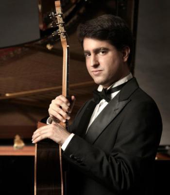 Rafael Aguirre Masterclass, Guitar Festival , Rafael Aguirre in Yerevan