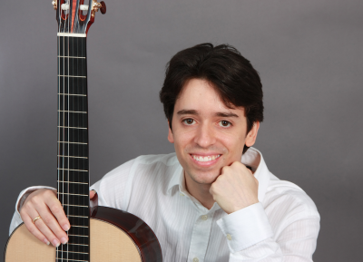 Mateus De La Fonte (Brazil) will be performing Brazilian guitar music including, Villa Lobos Preludes and Etudes on his 7 sting guitar, HassFest Guitar Series, Hearing Art Seeing Sound