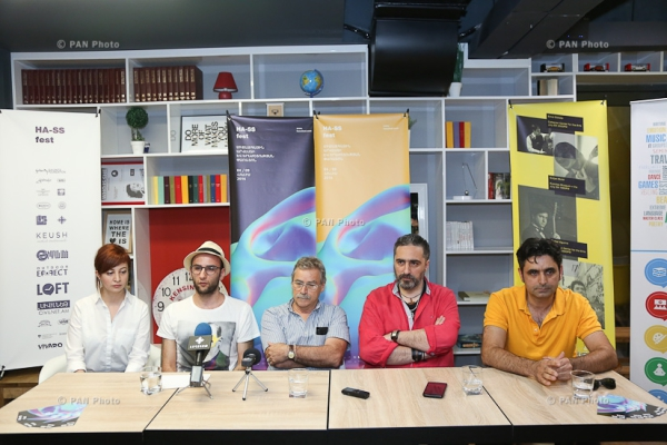 First press conference of hassfest 2016