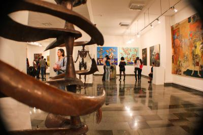 Festival Yerevan, Hearing Art Seeing Sound, Contemporary Armenian Art, NPAK, ACCEA, Vahe Berberian