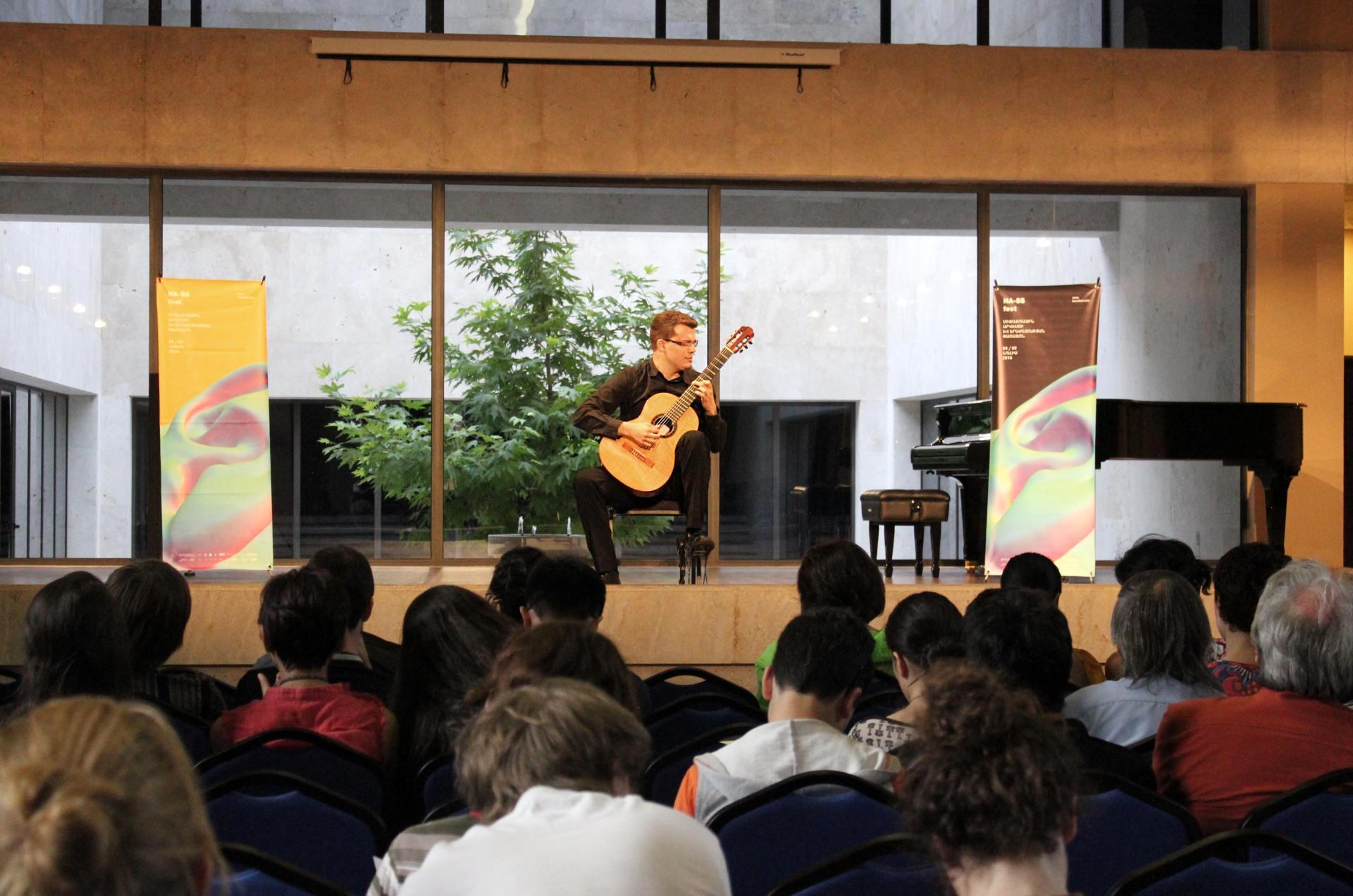 Srdjan Bulat Solo Guitar Concert