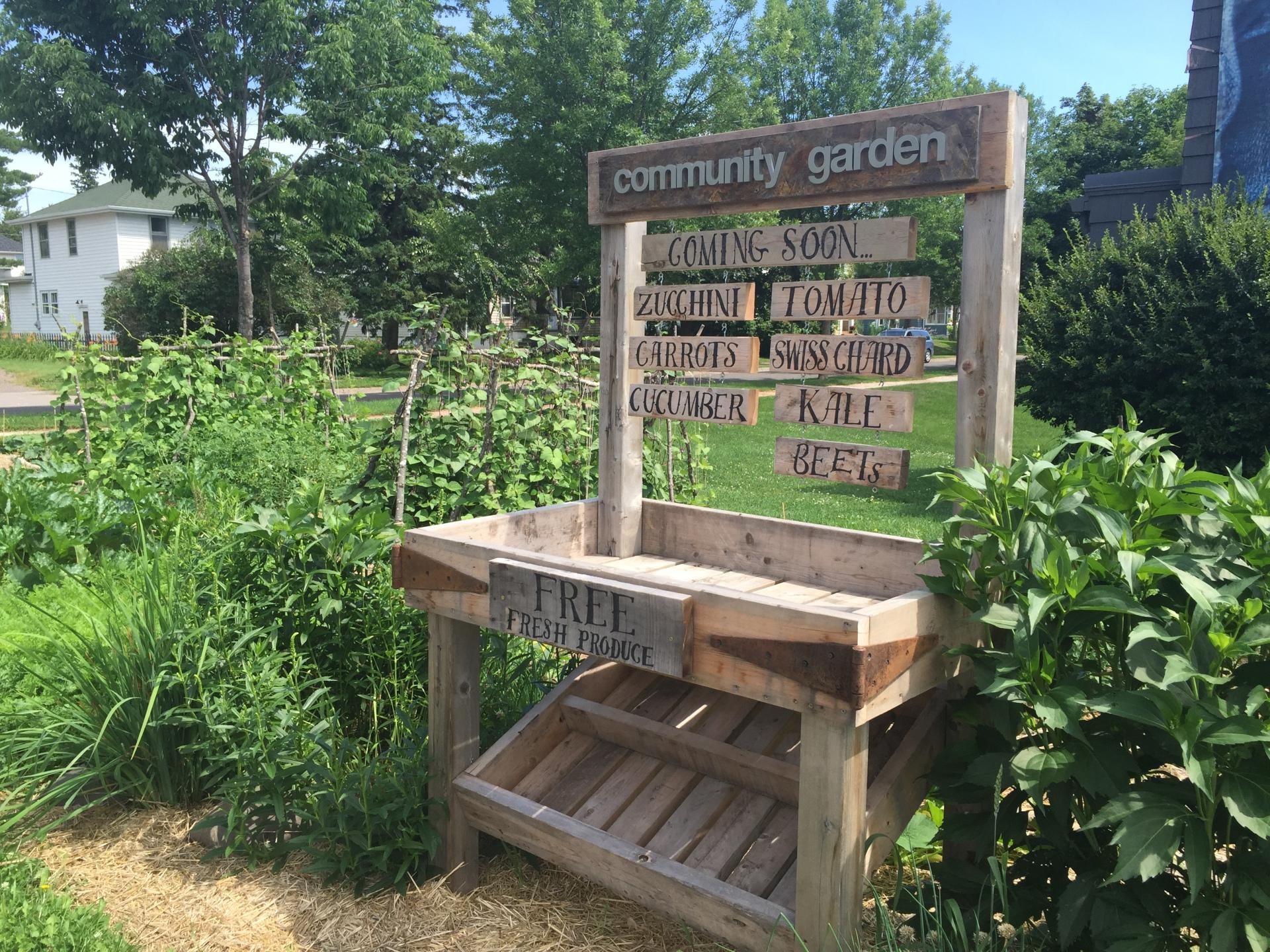 Community Farm Stand