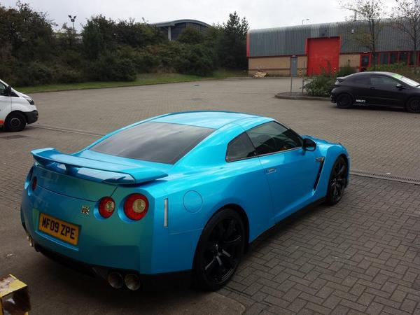 Gloss Car Vinyl Wrap Colours And Colour Examples