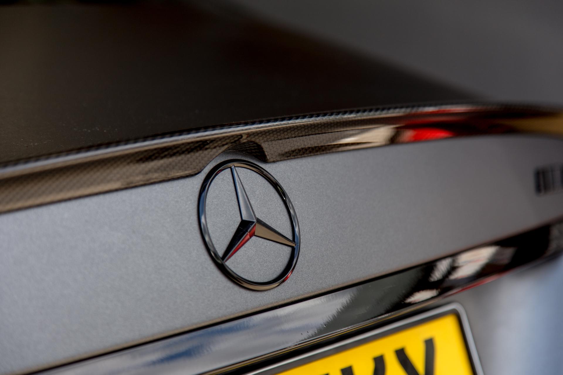 Mercedes CLS63 AMG matte dark grey wrap