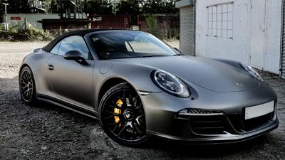 New 3M 1080 Satin Dark Grey - What a colour..
