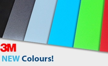 New 3M 1080 colours to add to the ever increasing range!