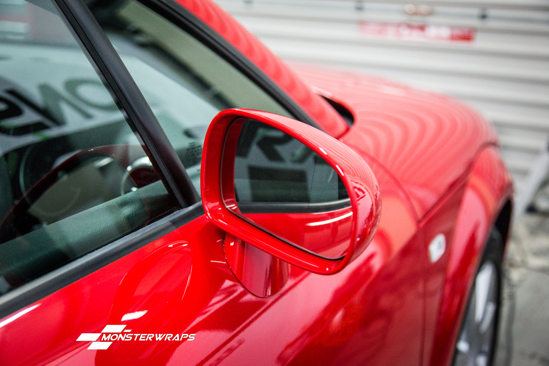 Audi TT paint enhancement detail
