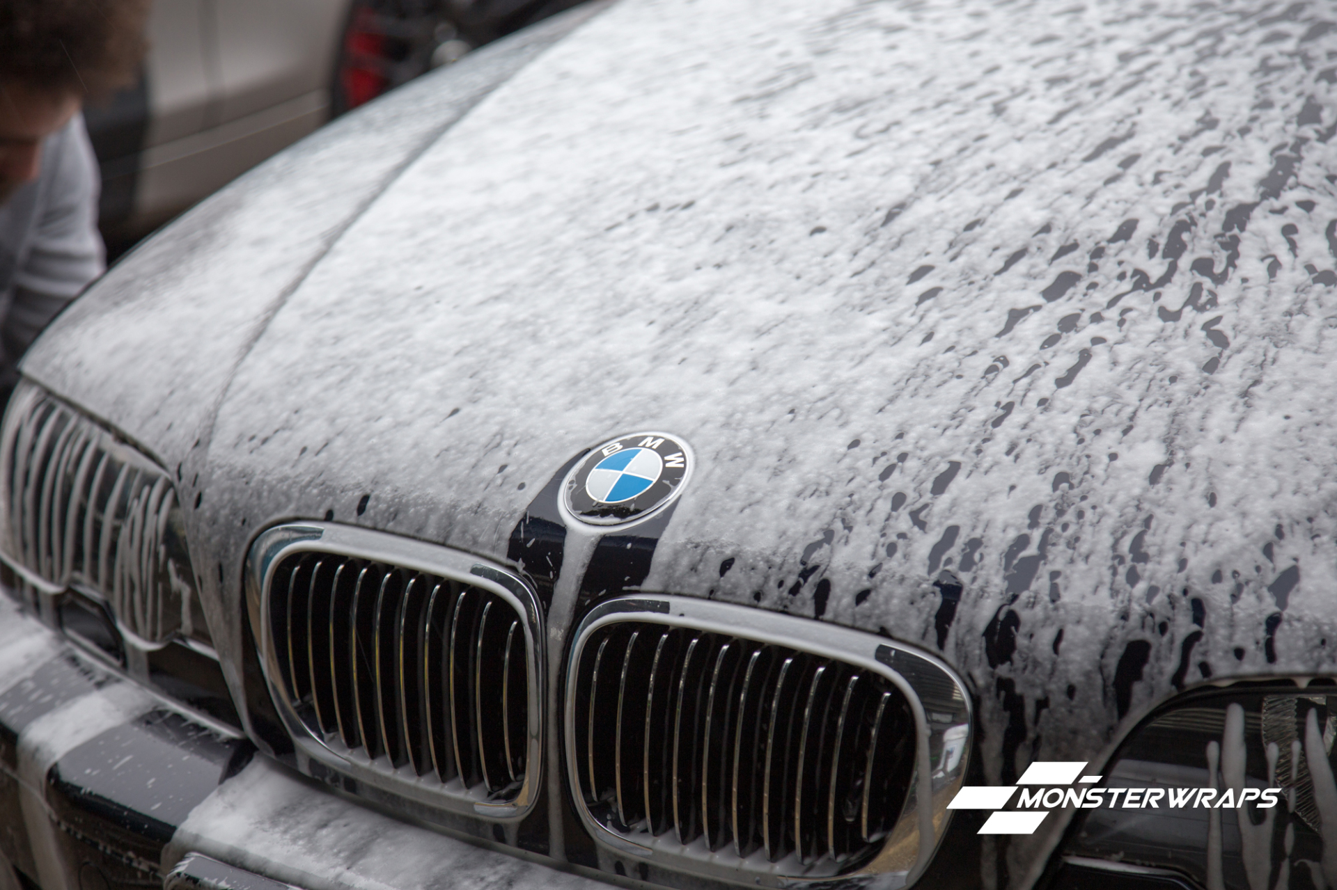 BMW M3 Paint enhancement detail southampton hampshire