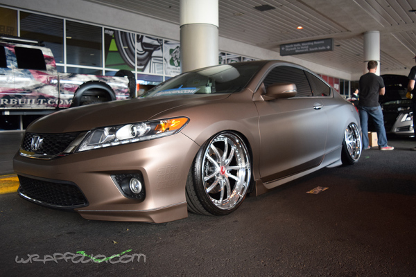 3M Matte brown metallic wrap