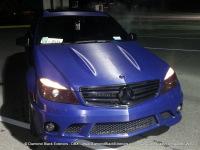 3M Blue brushed wrap