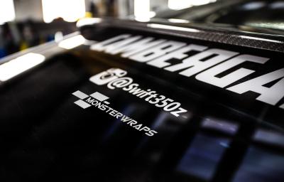 Nissan 350Z Satin Pearl White wrap Southampton