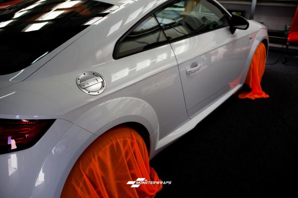 Audi TT Ceramic PRO 9H detail