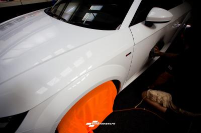 Audi TT Ceramic PRO 9H sealant Southampton