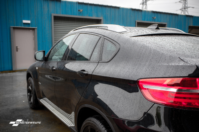 BMW X6 Ceramic PRO 9H Sealant, wheels and interior