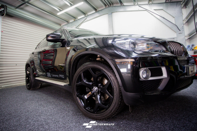 BMW X6 Ceramic PRO 9H Sealant, wheels and interior