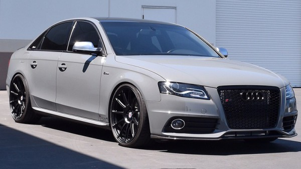 Avery Gloss light grey nardo grey audi grey