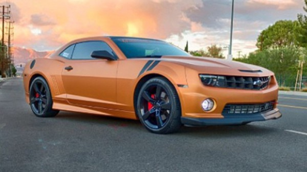 Avery Blaze orange matte metallic