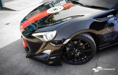 Toyota GT86 Ceramic PRO sealant star wars southampton hampshire