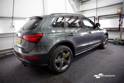 Audi Q5 Ceramic PRO protection Southampton